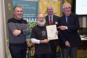 marsh award to DVLHG 2019